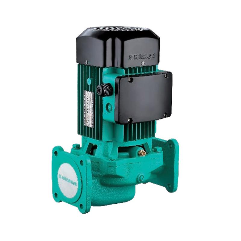 Is the floor heating plus circulation pump useful?